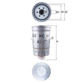 MAHLE ORIGINAL KC 18 EAN:4009026015483 Shop