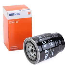 Kraftstofffilter Höhe: 153, 155mm mit OEM-Nummer 164037F40B
