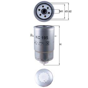 Kraftstofffilter Art. Nr. KC 195 120,00€