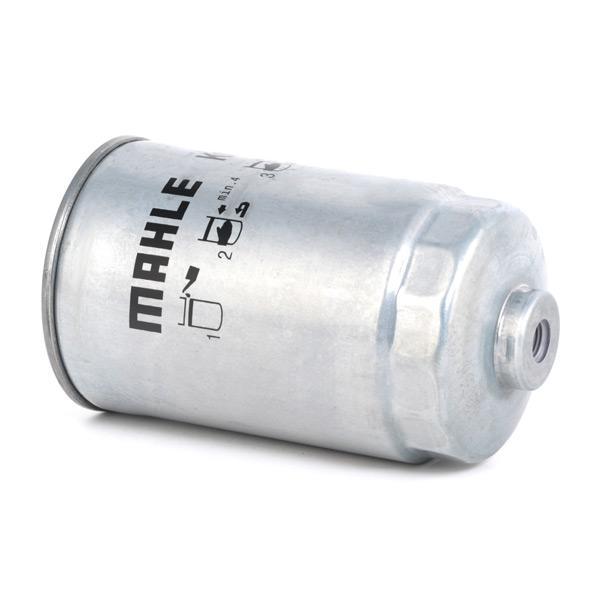 Inline fuel filter MAHLE ORIGINAL KC226 expert knowledge