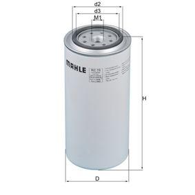 Kraftstofffilter Art. Nr. KC 75 120,00€