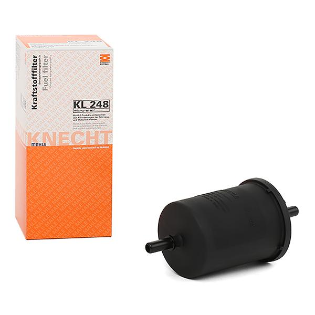 Kraftstofffilter MAHLE ORIGINAL KL248 Erfahrung