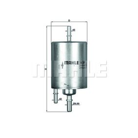 Fuel filter Height: 160mm with OEM Number 96335-719