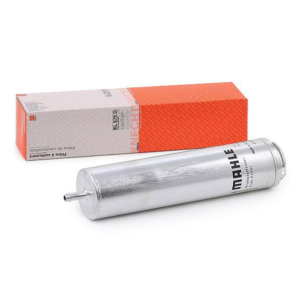 Inline fuel filter KL 579D MAHLE ORIGINAL 79920832 original quality