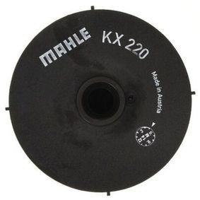MAHLE ORIGINAL KX220D - 4009026601822