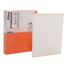 Filter, Innenraumluft Art. Nr. LA 306 120,00€