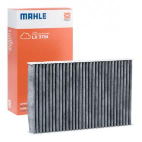 Pedales y Cubre Pedales PEUGEOT 307 SW (3H) 1.6 BioFlex de Año 09.2007 109 CV: Filtro, aire habitáculo (LAK 138) para de MAHLE ORIGINAL