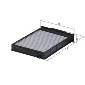 Filter, Innenraumluft Art. Nr. LAK 175 120,00€
