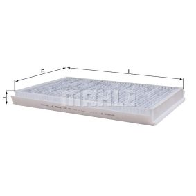 MAHLE ORIGINAL LAK 307 4009026510308