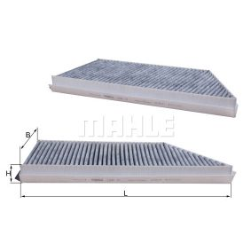 Filter, Innenraumluft Art. Nr. LAK 57 120,00€