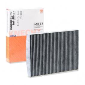 Filter, Innenraumluft Art. Nr. LAK 63 120,00€