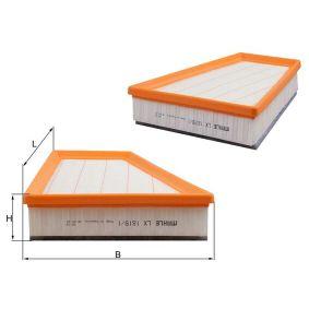 Luftfilter LX 1819/1 TWINGO 2 (CN0) 1.6 RS Bj 2018