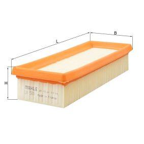 Luftfilter Art. Nr. LX 580 120,00€