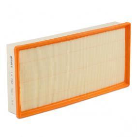 MAHLE ORIGINAL Luftfilter LX 792 für AUDI Q7 (4L) 3.0 TDI ab Baujahr 11.2007, 240 PS