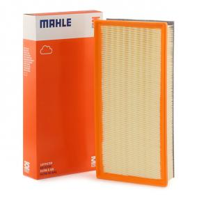 MAHLE ORIGINAL Luftfilter LX 793 für AUDI Q7 (4L) 3.0 TDI ab Baujahr 11.2007, 240 PS