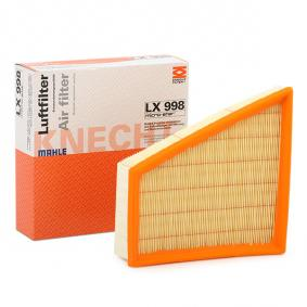Air Filter Width: 218, 218,3mm, Width 1: 213,0mm, Height: 57mm, Total Length: 213,0mm, Length: 218,0mm with OEM Number 6Y0129620