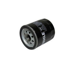 MAHLE ORIGINAL Oljefilter OC 100 med OEM Koder 1109Z1