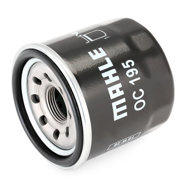 Filtro de Aceite MAHLE ORIGINAL 78636334 4009026015667