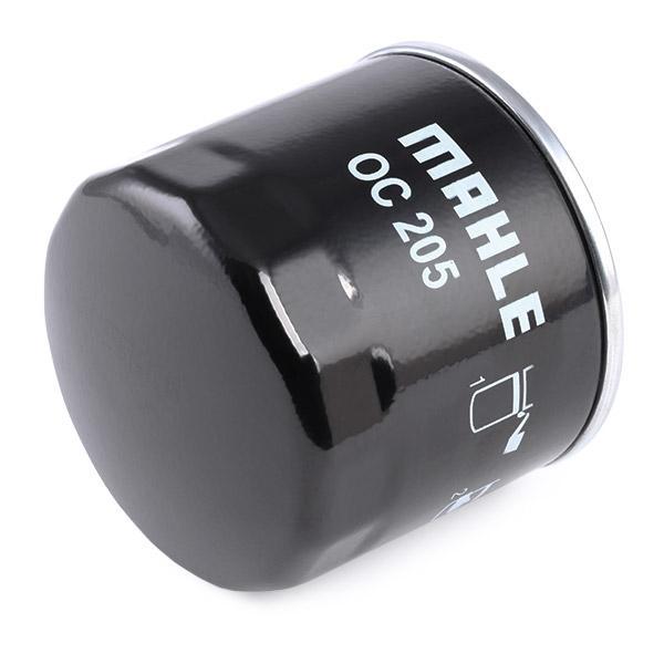 Filtro de Aceite MAHLE ORIGINAL OC205 4009026015704