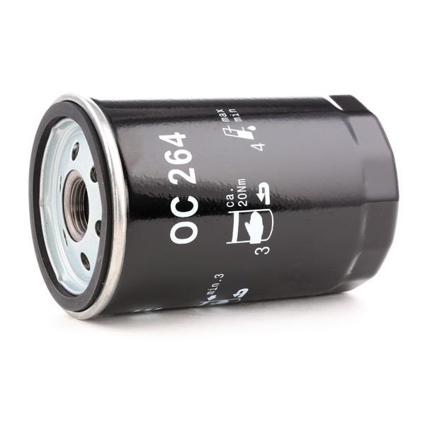 Ölfilter MAHLE ORIGINAL OC264 4009026095973