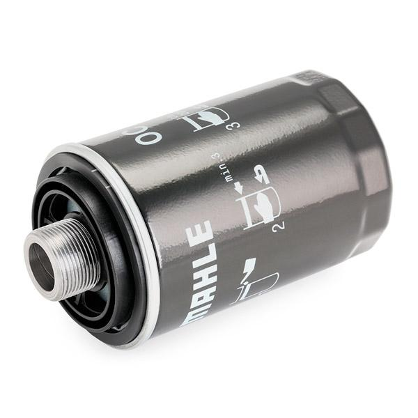 Ölfilter MAHLE ORIGINAL OC456 4009026728253