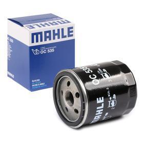 Ölfilter Ø: 76,0mm, Ø: 76,0mm, Höhe: 94mm mit OEM-Nummer 1339125