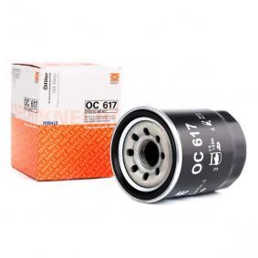 Filtro de aceite OC 617 CIVIC 8 Hatchback (FN, FK) 1.4 (FK1) ac 2021