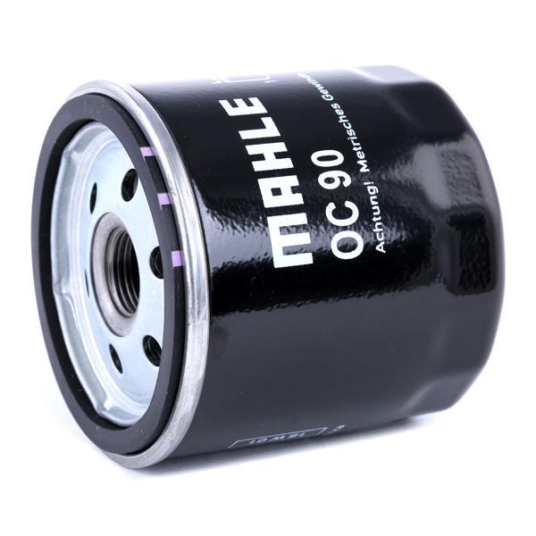 Filtro de Aceite MAHLE ORIGINAL 77689565 4009026037935