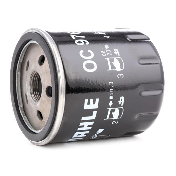 Filter MAHLE ORIGINAL 70515268 4009026729557