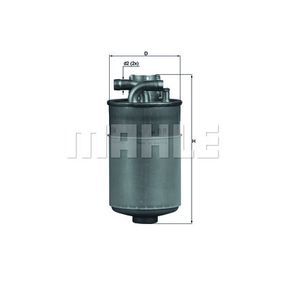 Ölfilter Ø: 86,5mm, Innendurchmesser 2: 62,0mm, Höhe: 89,0mm mit OEM-Nummer 7 700 720 978