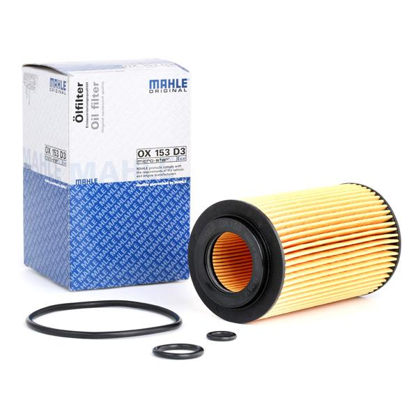 MAHLE ORIGINAL Oliefilter OX 153D3