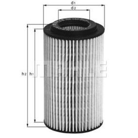 Oil Filter Article № OX 153D4 £ 140,00