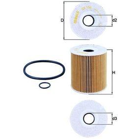 Ölfilter Art. Nr. OX 156D1 120,00€