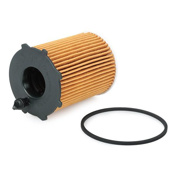 Filtro de aceite de motor MAHLE ORIGINAL OX 171/2D 2502310376076