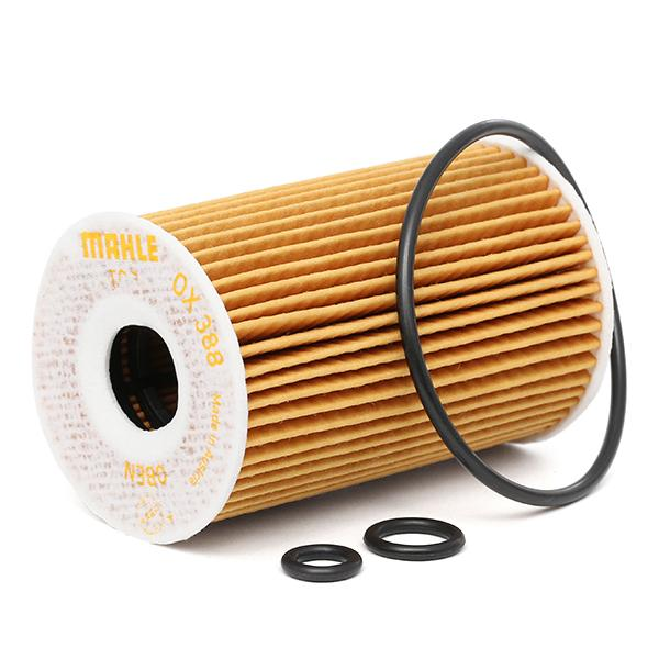 Filter MAHLE ORIGINAL OX 388D 4009026724965