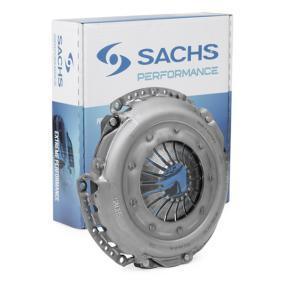 SACHS (ZF SRE) Kupplungsdruckplatte 883082 999707 für AUDI 90 (89, 89Q, 8A, B3) 2.2 E quattro ab Baujahr 04.1987, 136 PS