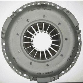 SACHS (ZF SRE) Kupplungsdruckplatte 883082 999754 für AUDI A6 (4B2, C5) 2.4 ab Baujahr 07.1998, 136 PS