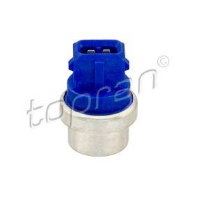 TOPRAN Sensor, Kühlmitteltemperatur 100 191 für AUDI 80 (8C, B4) 2.8 quattro ab Baujahr 09.1991, 174 PS