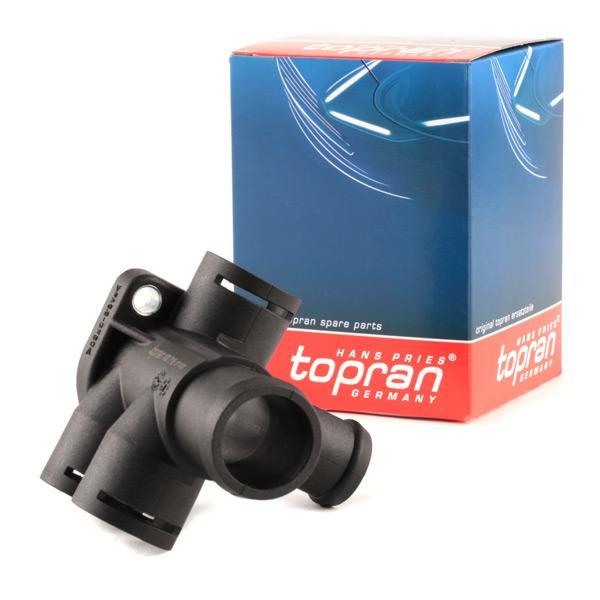 Kühlmittelflansch TOPRAN 100718 Erfahrung