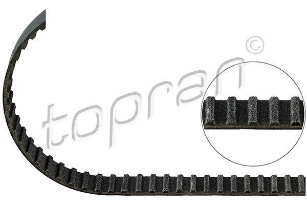 TOPRAN  101 058 Zahnriemen Länge: 1153mm, Breite: 18mm