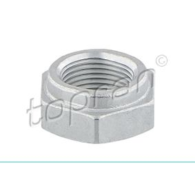 Axle Nut, drive shaft with OEM Number 171407643A