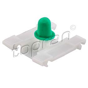 Clip, Zier- / Schutzleiste mit OEM-Nummer 1H0853585