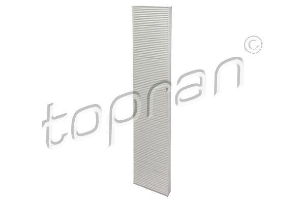 Staubfilter TOPRAN 104 121 8196500000014