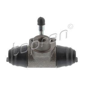 Radbremszylinder Zyl.-kolben-Ø: 19,05mm mit OEM-Nummer 861611053