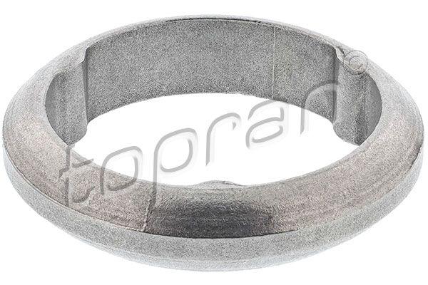 TOPRAN  107 213 Dichtung, Abgasrohr Ø: 65mm, Innendurchmesser: 51mm