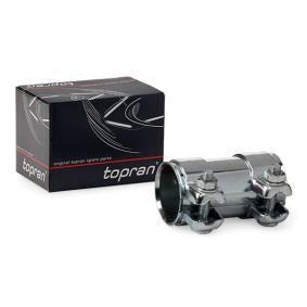Golf 5 2.0SDI Auspuffschelle TOPRAN 107 219 (2.0 SDI Diesel 2005 BDK)