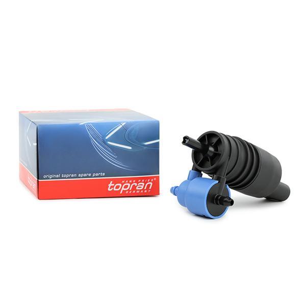 Windscreen Washer Pump TOPRAN 107819 expert knowledge