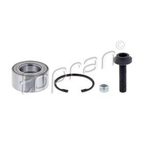 Radlagersatz Ø: 80mm, Innendurchmesser: 43mm mit OEM-Nummer 7M0 498 625