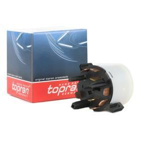 TOPRAN Zünd-/Startschalter 108 713 für AUDI A4 (8E2, B6) 1.9 TDI ab Baujahr 11.2000, 130 PS