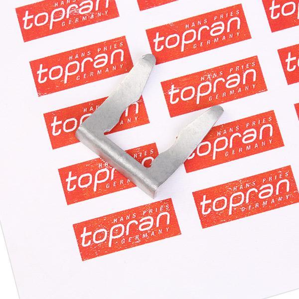 Soporte, tubo flexible de freno TOPRAN 108716 conocimiento experto